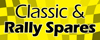 Classic and Rally Spares - From Ireland: 074 913 7700 or Irish mobile: 086 321 6290 - From UK: +353 74 913 7700 or UK mobile: 07714 332594 info@classicandrally.com