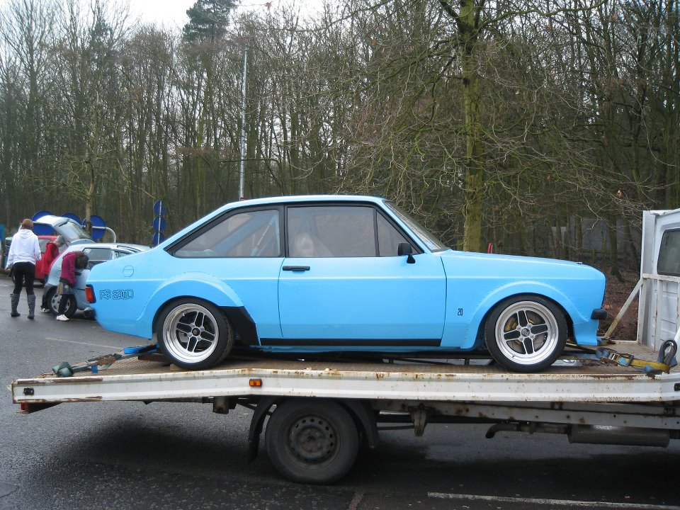 large wheels on escort mark 2 4 door | Classic Ford Forum