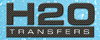 H2O Transfers - custom coatings and graphics - Tel: 07835 710833 Email: paulpooler@hotmail.co.uk