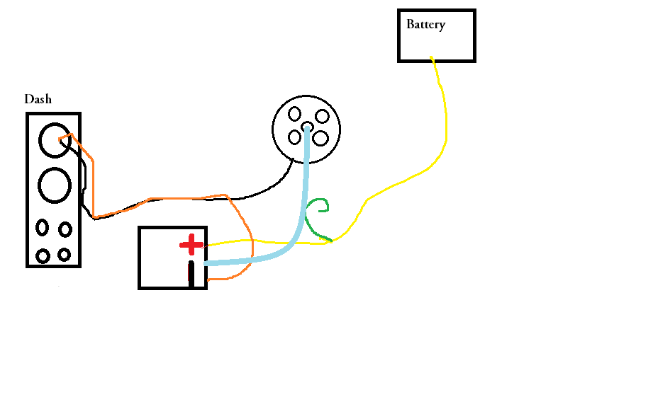 ignition wiring help