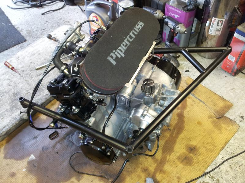 Help Wanted: Yamaha R1 Engine